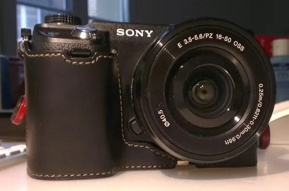 Funda Gariz Sony NEX-6