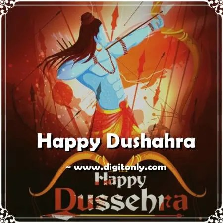 Happy Dussehra wishes english