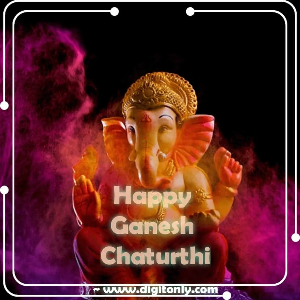 Whatsapp images for ganesh chaturthi wishes