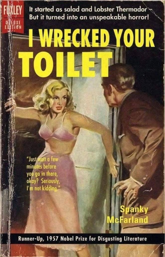 70+ Vintage Books with Hilarious Re-Imagined Titles - Joyenergizer