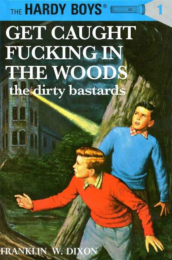 70+ Vintage Books with Hilarious Re-Imagined Titles