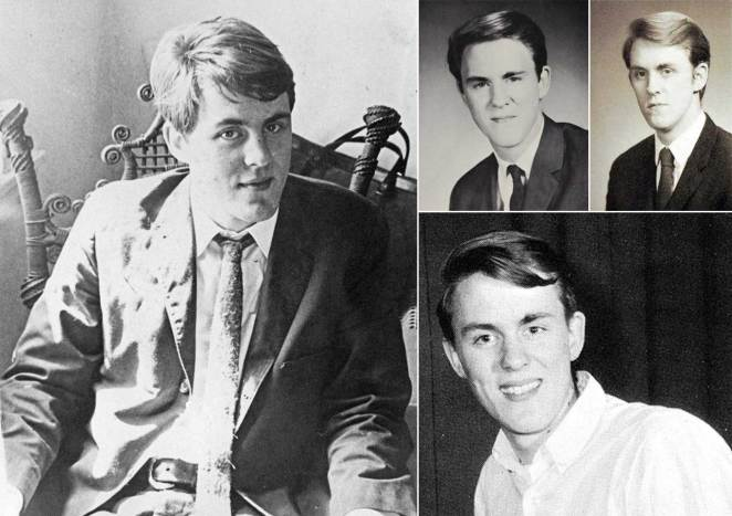 A Young John Lithgow looking like Rodney Trotter