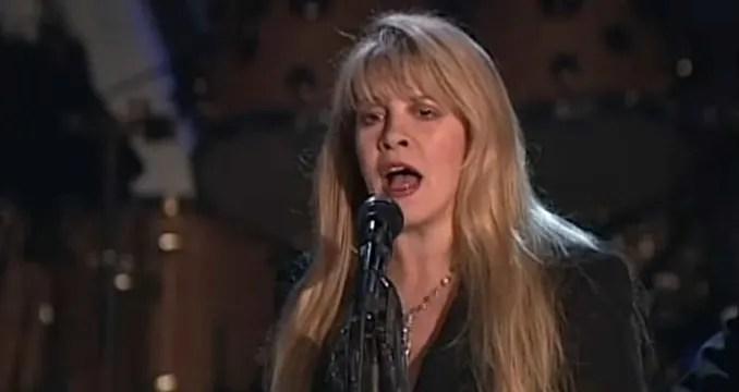 Happy Birthday Stevie Nicks Fleetwood Mac Rock Hall Induction Performances