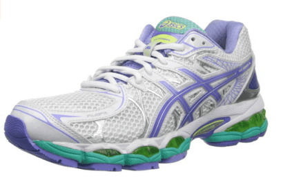 asics gel vigor review