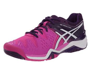 ASICS women's GEL-Resolution tennis shoes