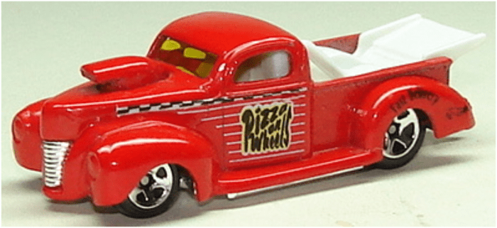 Hot Wheels '40 Ford Truck Collector Number 1029