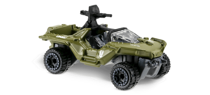 2017 Hot Wheels UNSC Warthog