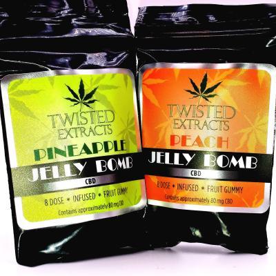 jelly bombs CBD boost fsuool