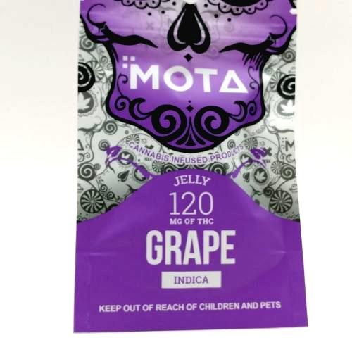MOTA Grape Gummy Indica Pure 710