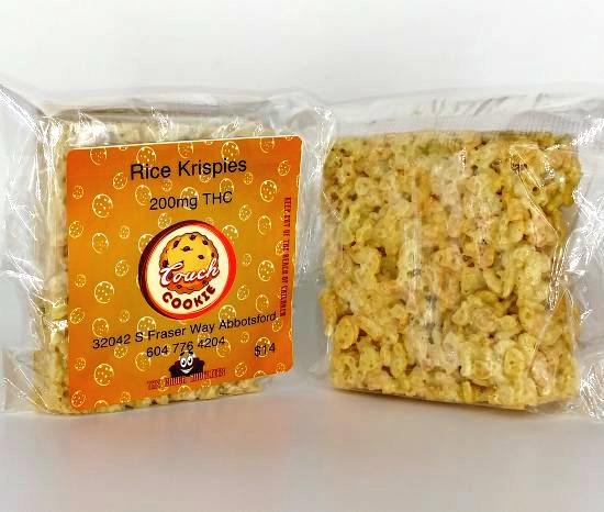 Rice Krispy Square 200mg THC Pure710