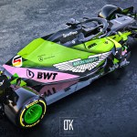 Is This What The Aston Martin F1 Car Could Look Like Carscoops Portal4cars