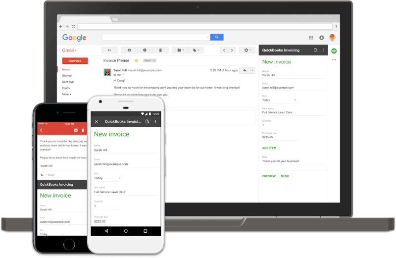 Gmail Add-ons for G Suite