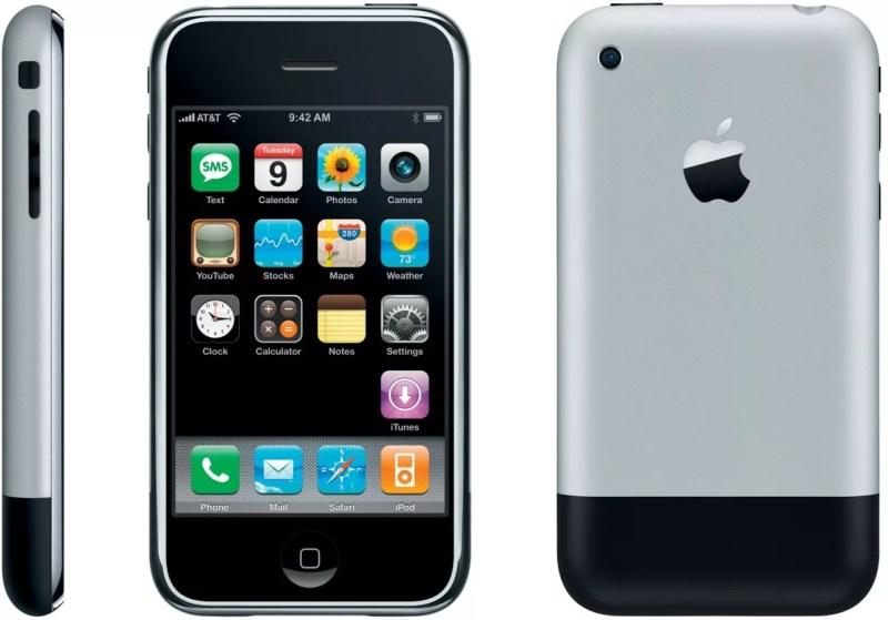 Orignal 2007 iPhone 2G/Edge