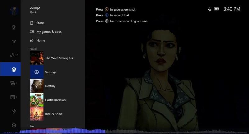 Microsoft Teases New Xbox One Dashbaord