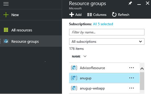 Enable Azure resource metrics logging using PowerShell