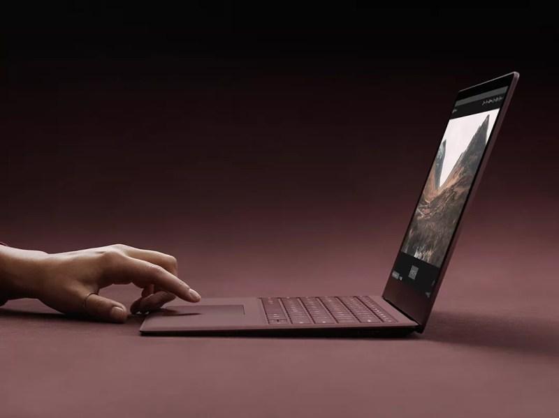 Windows 10 S Surface Laptop