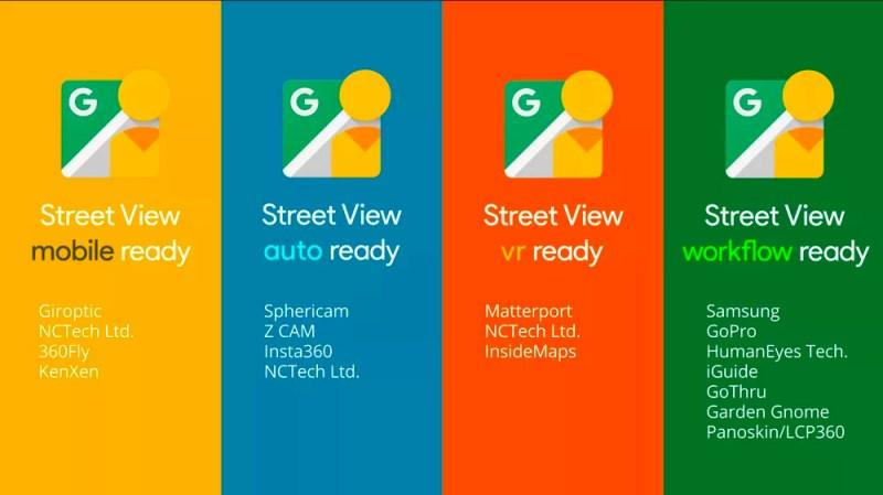Google Street View Ready Standards Hero
