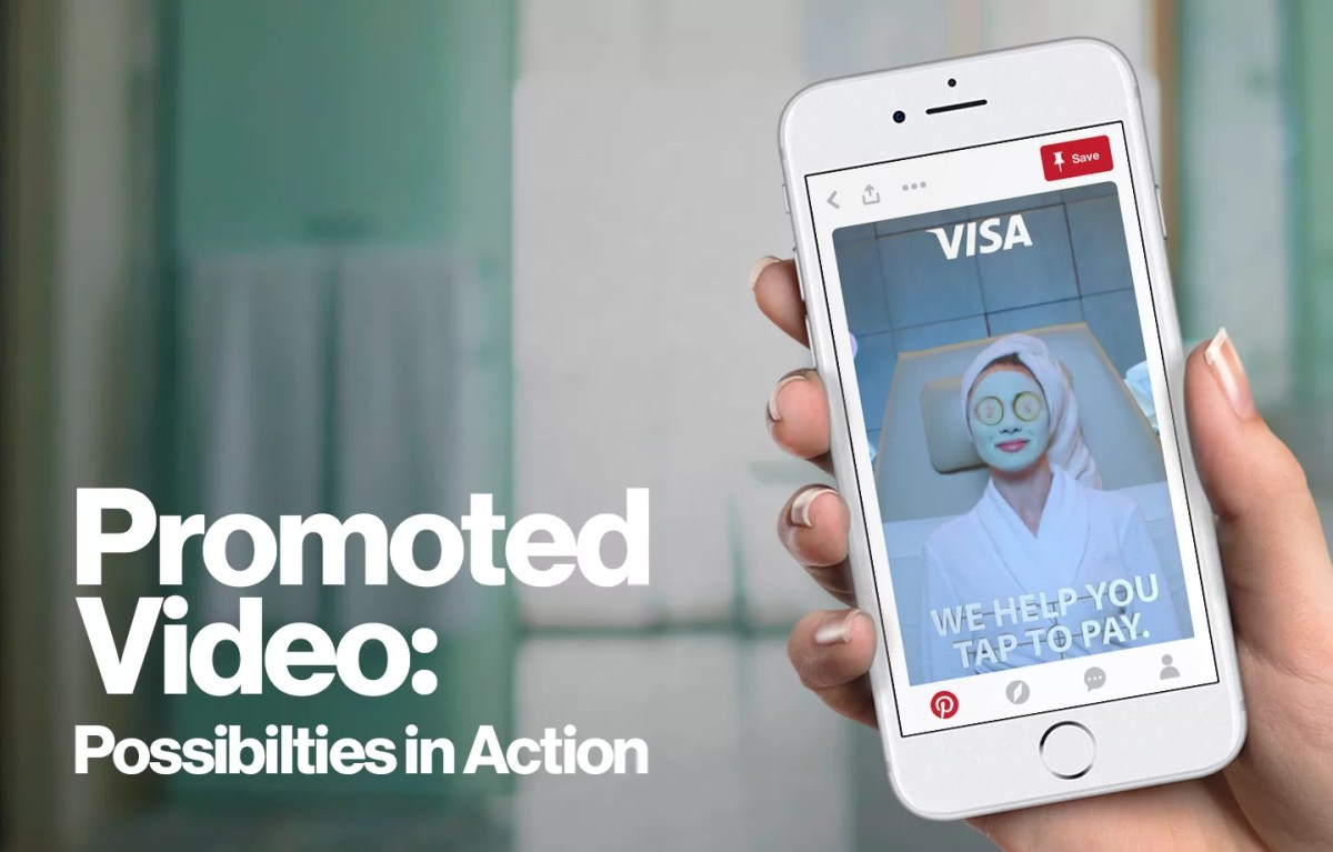 Pinterest Promoted Video