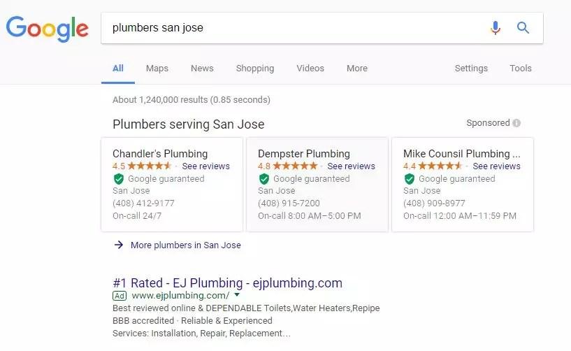 Google Home Service Ads Reaches East Coast