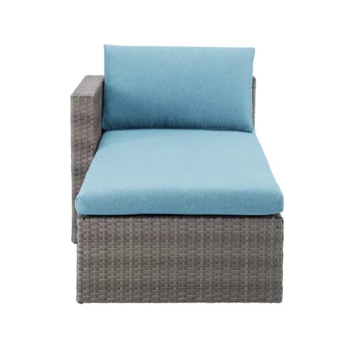 wicker outdoor sectional sofa set