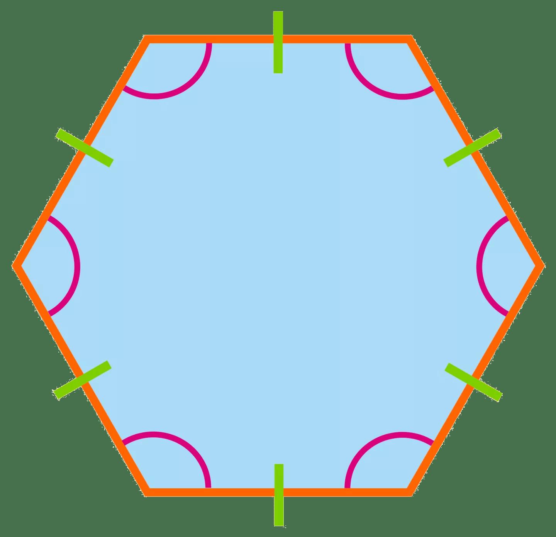 Hexagon Octagon Pentagon Worksheet