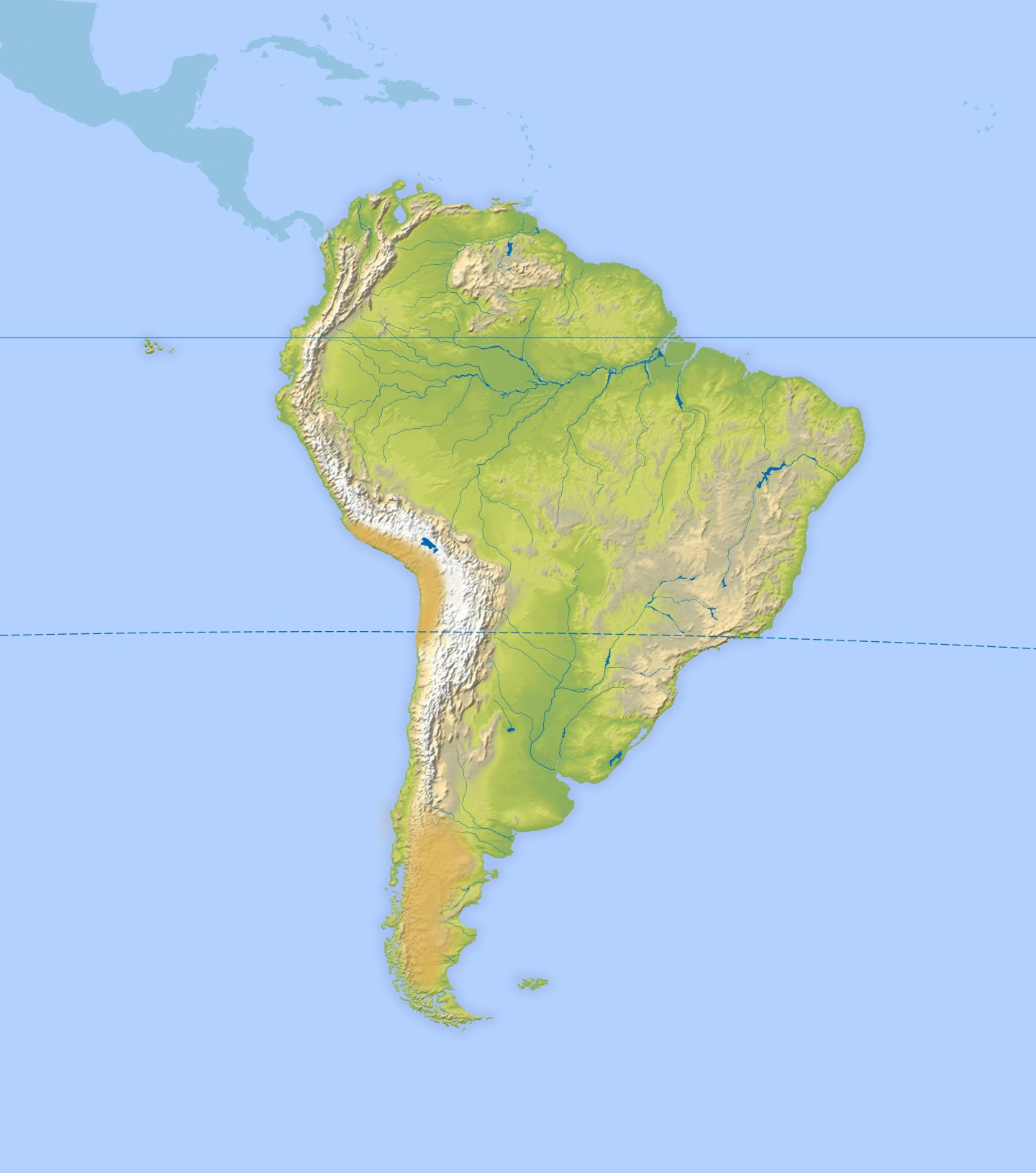 South America Continent Facts For Kids