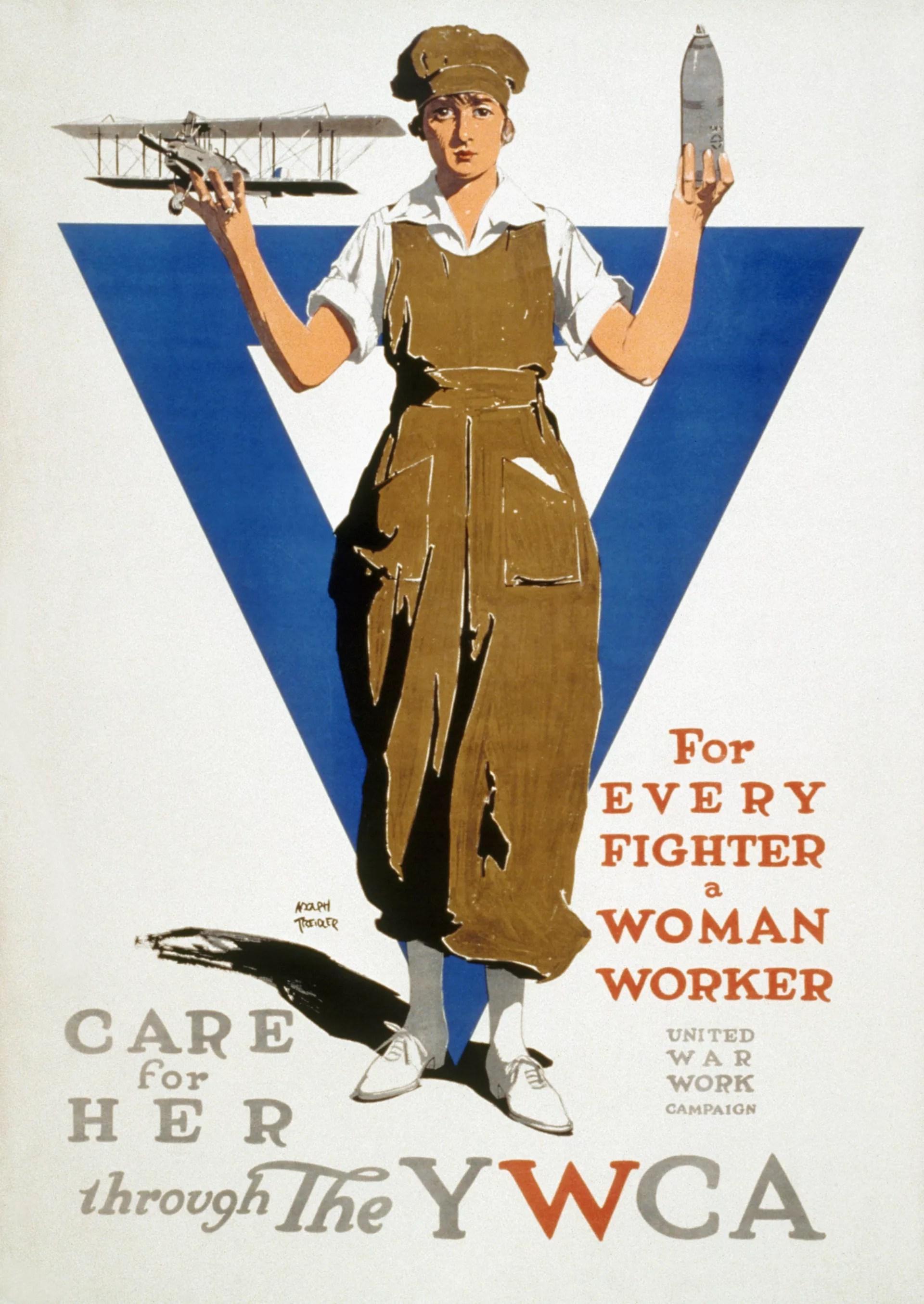 Women In World War 1