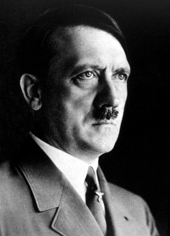Adolf Hitler Facts For Kids