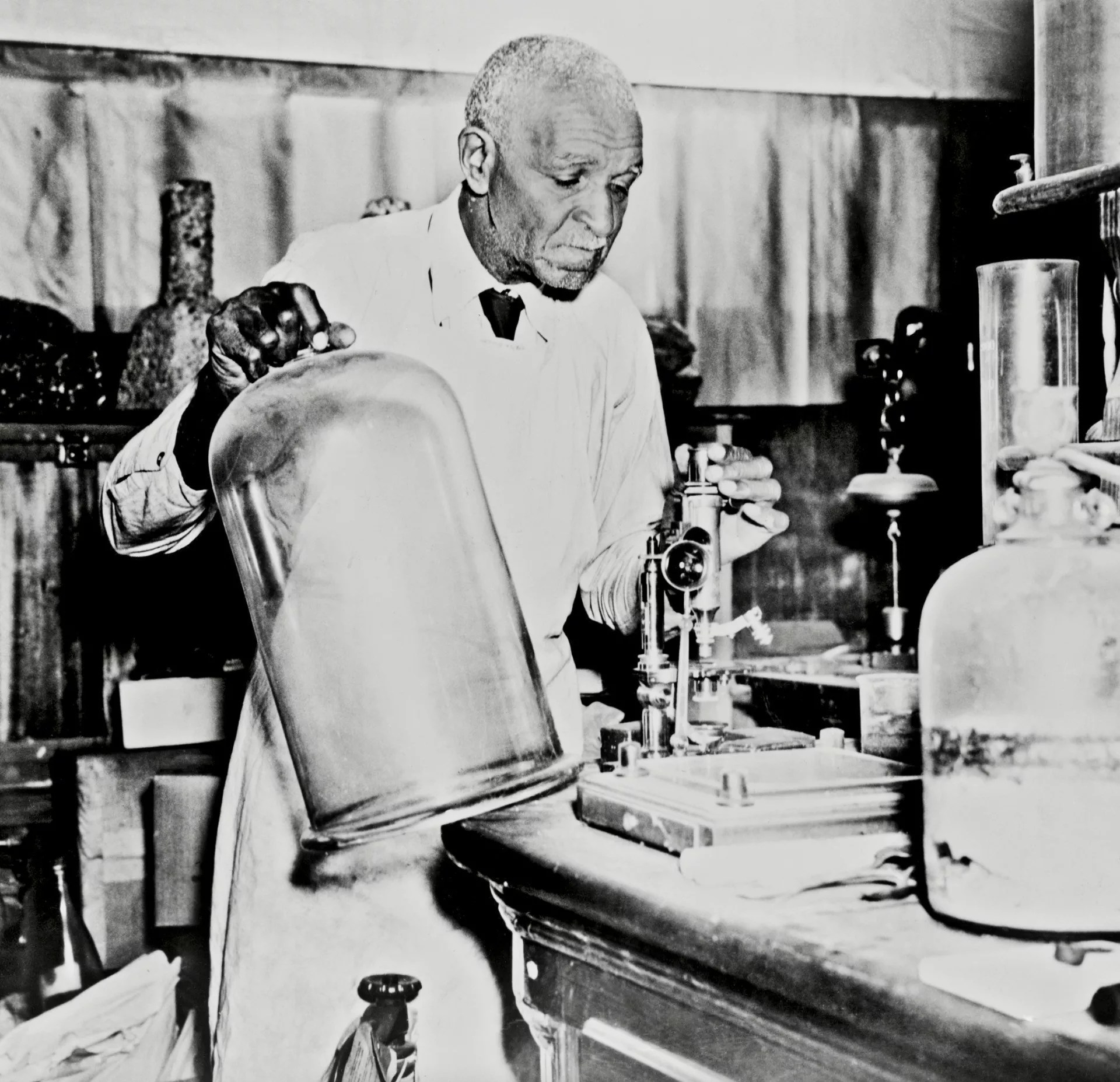 George Washington Carver Facts For Kids