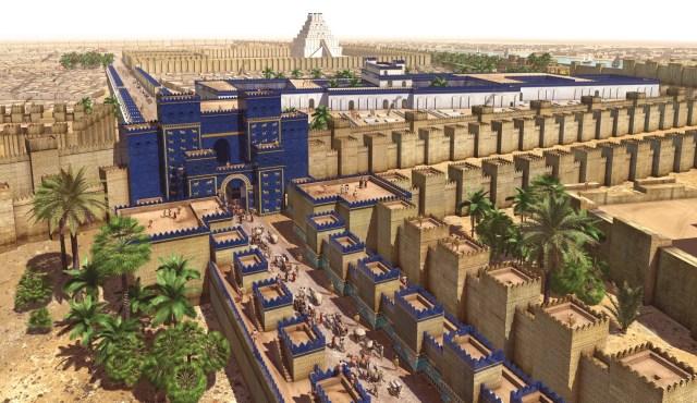 Ancient Babylon | Old Babylon Facts | DK Find Out