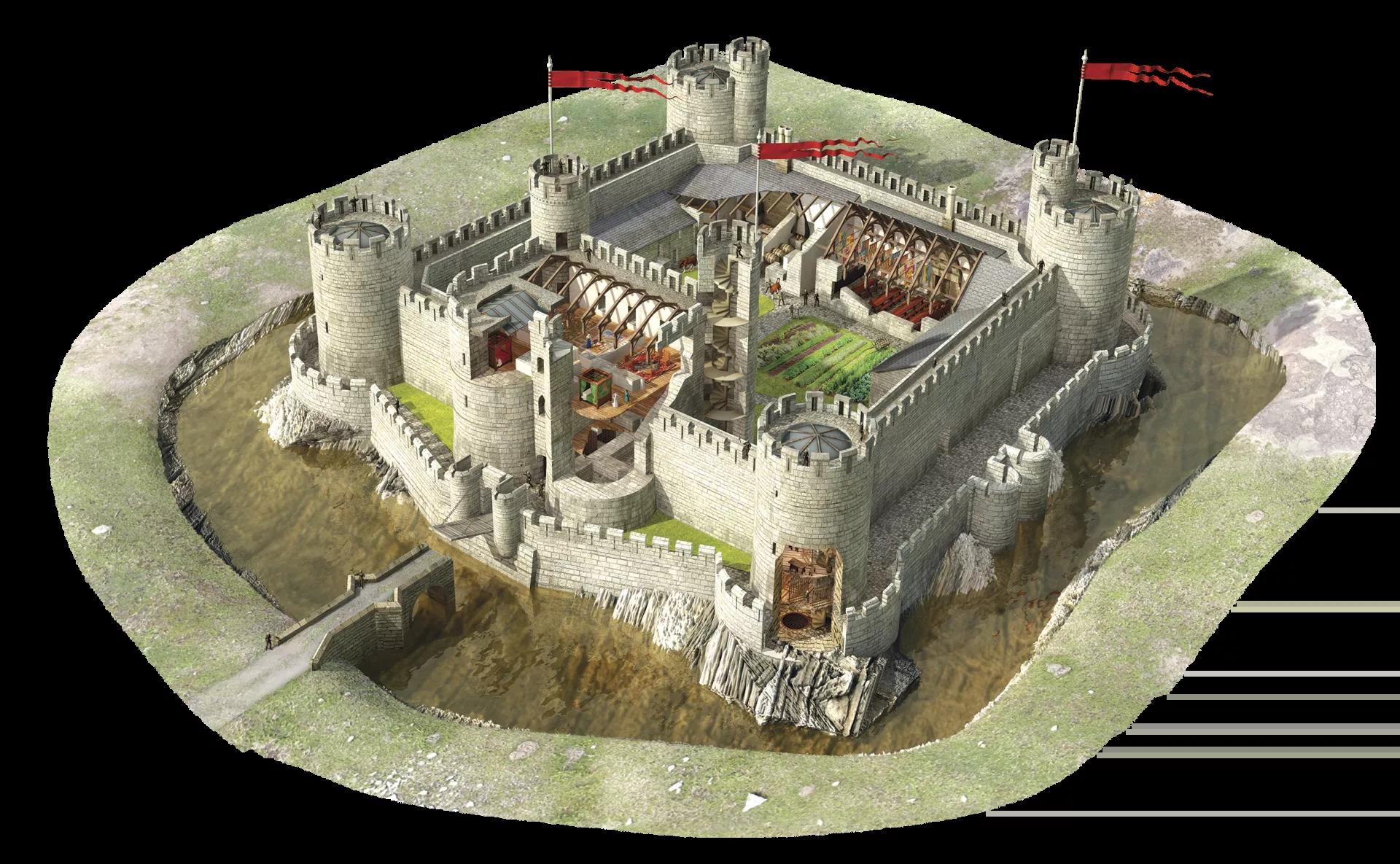 Me Val Castles