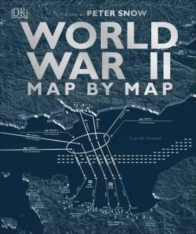 Rekomendasi buku Februari 2020 - World War II Map by Map