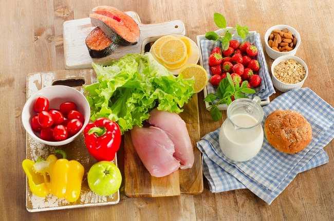 Image result for Makanan Diet yang Baik Untuk Kesehatan
