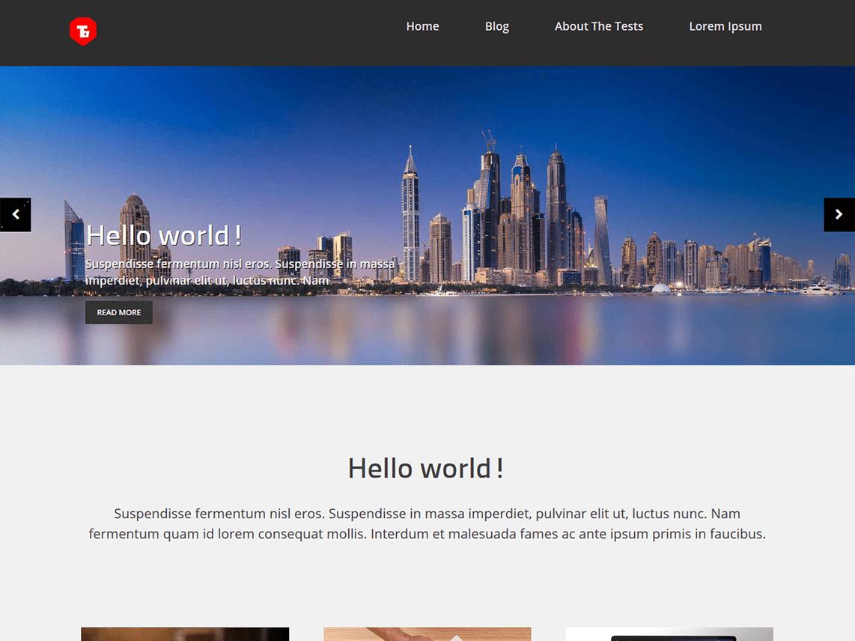 zadot WordPress Theme