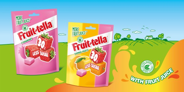 Image result for fruitella strawberry summer fruits gummies foams