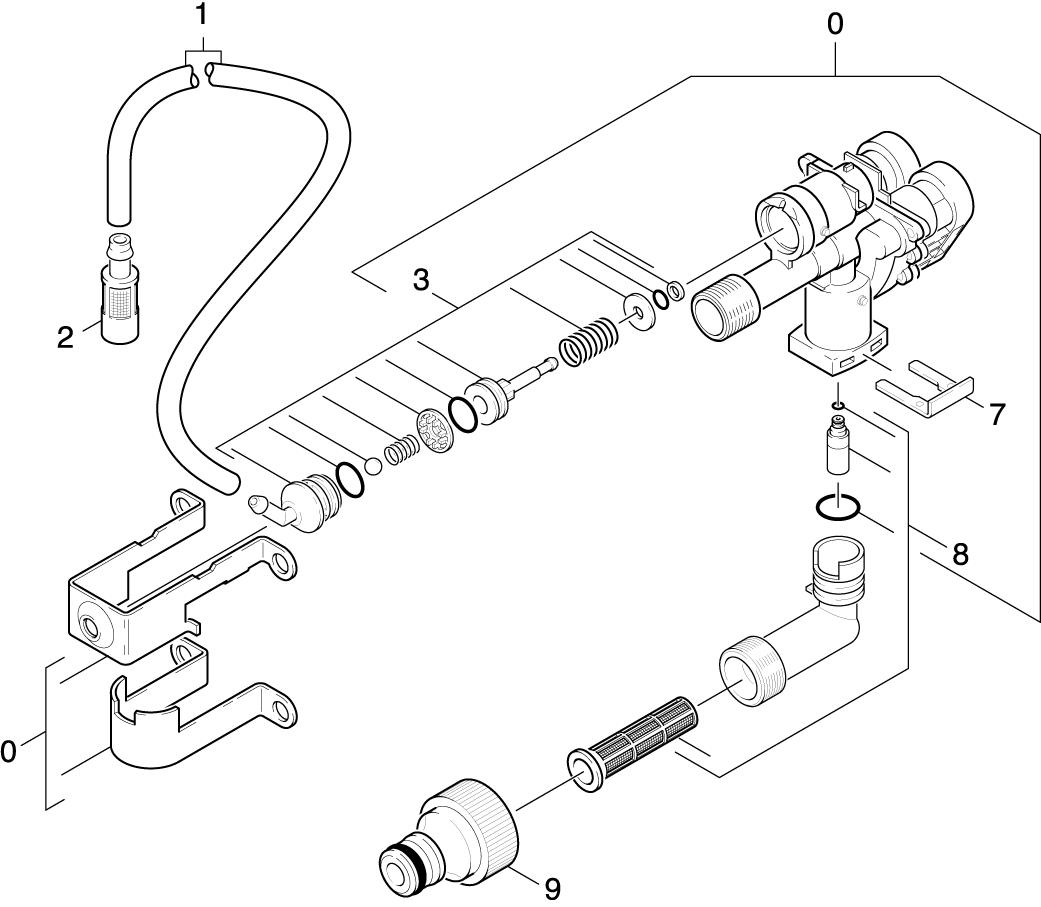 Karcher Spare Parts Uk
