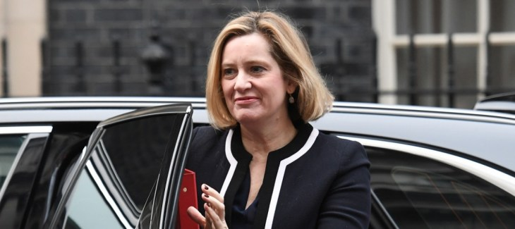 PoliticsHome.com Amber Rudd apologises for describing Diane Abbott as a 'coloured woman'