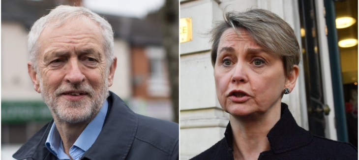 Jeremy Corbyn's top team have inched closer to supporting the bid from backbencher Yvette Cooper in recent days.Credit: PA
