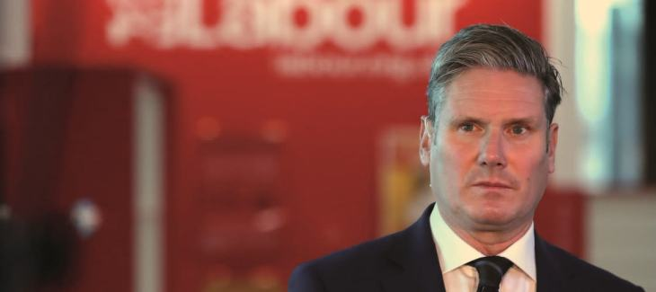 Shadow Brexit Secretary Keir Starmer has been corrected by the Labour leadershipCredit: PA Images