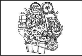 Opel Antara: замена ремня генератора