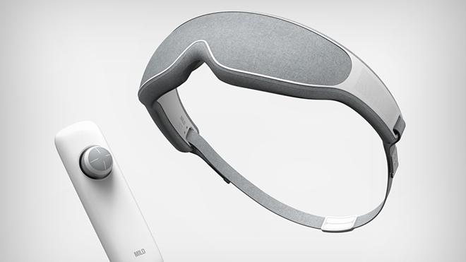 Mild VR sanal gerçeklik gözlüğü tasarımı