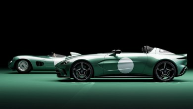 2021 Aston Martin V12 Speedster offers tribute DBR1 colour specification – Drive
