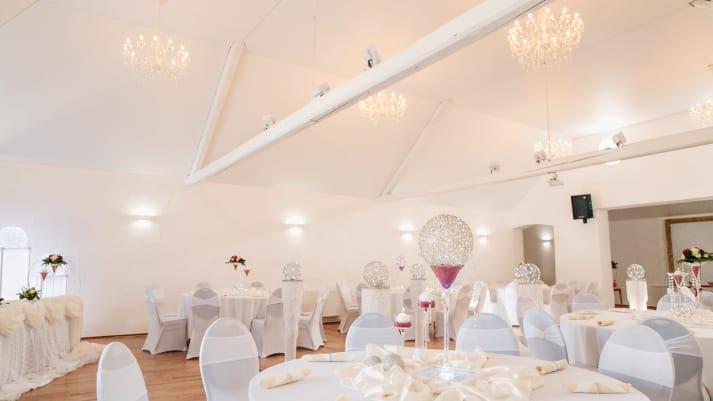 Klostergut Besselich In Urbar Hochzeitslocation Raum Koblenz