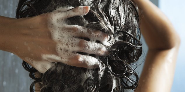 Shampooning