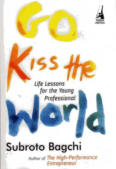 go kiss the world book