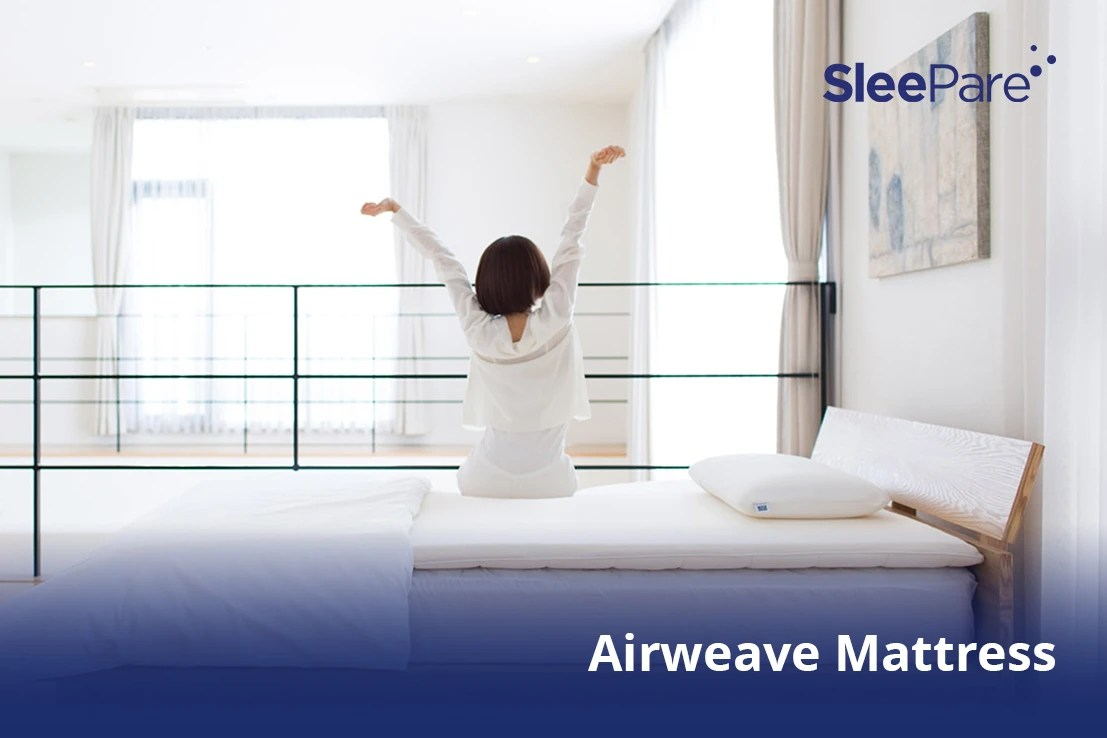 airweave the best mattress for back pain relief sleepare