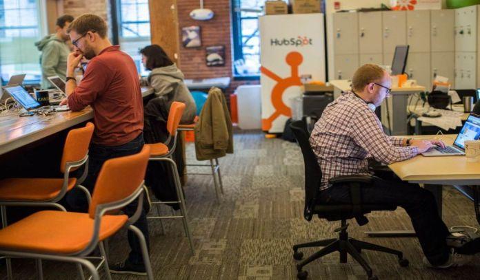 Hubspot Office| best tech companies to work for
