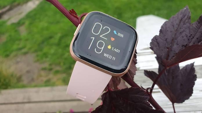 Fitbit Versa 2 *Best smartwatches for 2020*