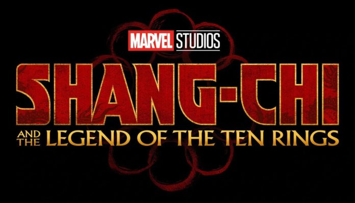 Upcoming Movies from marvel Shang-Chi and the Legend of the Ten Rings