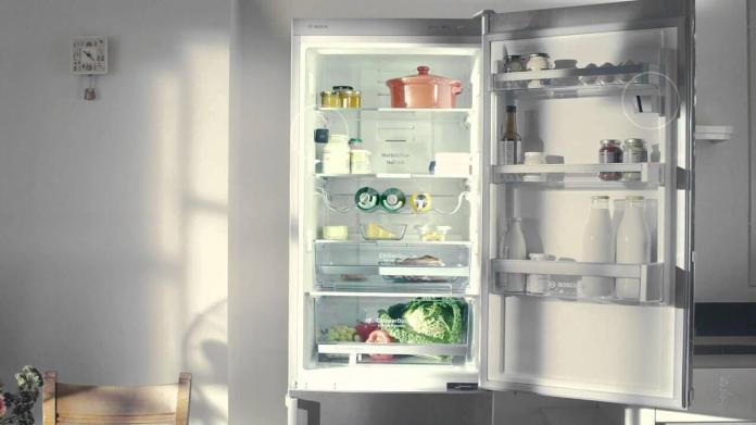 Bosch's connected refrigerators